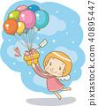 兒童,插圖 40895447