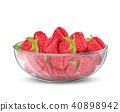 raspberry ripe glass 40898942