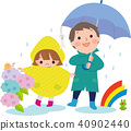Rainy season child 40902440