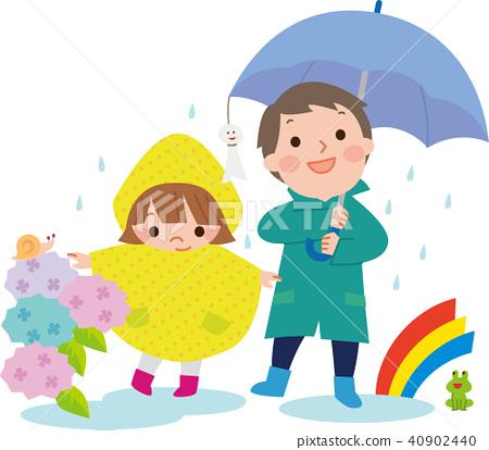 雨季的孩子 40902440