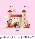 fairytale vector cartoon 40904525