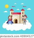 fairytale fairy vector 40904527