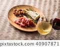 와인과 안주 40907871