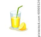 drink straw lemonade 40909324