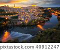 Toledo old city 40912247