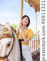 遊樂園人女性 40913321