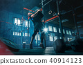 gym training workout 40914123