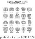 Communication. Social media. Online chatting. Phone call, app messenger. Mobile,smartphone 40914274