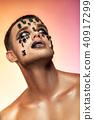 化妆 艺术品 艺术 40917299