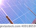 energy, 3d, panel 40918659