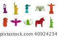 statue, icon, color 40924234