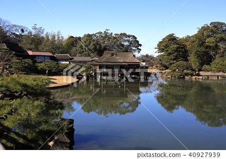 玄宮 亙庫呀讓庫恩 日本園林 40927939