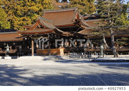 她嘎神社 神殿 塔加 40927953
