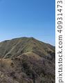 次郎ridge的山脊線 40931473