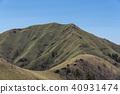 次郎ridge的山脊線 40931474