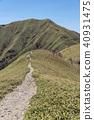 次郎ridge的山脊線 40931475