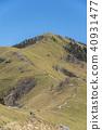 次郎ridge的山脊線 40931477