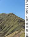 次郎ridge的山脊線 40931478