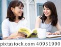 女性旅行咖啡馆 40931990