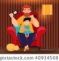 Fathers, day, father 40934508