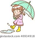 在雨中 40934918