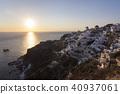 ทิวทัศน์ของ Santorini 40937061