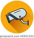 camera, video, icon 40942393