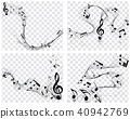 music, musical, note 40942769