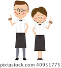 Pop and eateries waiters and waitress points 40951775