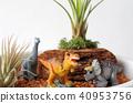 공룡의 디오라마 40953756
