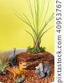 恐龍 透視畫 漂亮 40953767
