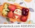 Bento Fruit Assorted Character Valve 40959553