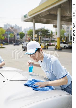 兼職工作,加油站 40960951