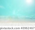 背景 - 熱帶 - 海 - 天空 40962467