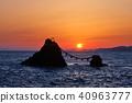 Couple rock of Futamiura 40963777