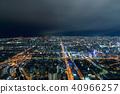 night scape, night scene, night scenery 40966257