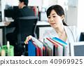 業務場景中間女性 40969925