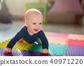 infant, boy, little 40971226
