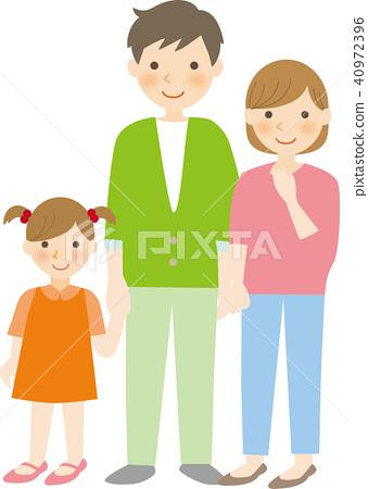 Three Families 40972396