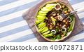 quinoa, salad, vegetable 40972871