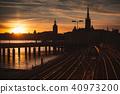 stockholm, sweden, gamla 40973200