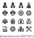labour icon 40974671