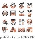 soil icon 40977192