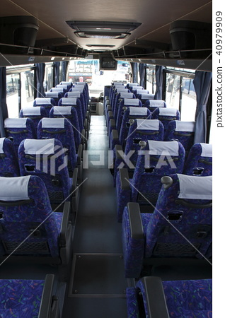 Tourist bus Inside the car (Isuzu · Gara) 40979909