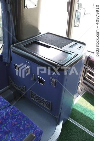 관광 버스의 냉장고 (이스즈 갈라) 40979910