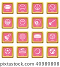 sport, balls, icon 40980808