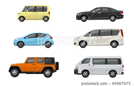 Car set 40987075