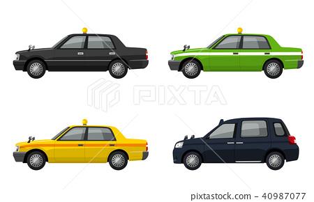 出租車材料集 40987077