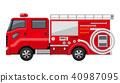 消防車 40987095