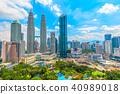 吉隆坡,馬來西亞的街道 40989018